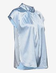 SAND - 3176 - Prosi Top S - blouses met korte mouwen - light blue - 2