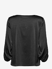 SAND - 3176 - Nova - blouses met lange mouwen - black - 1