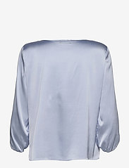 SAND - 3176 - Nova - blouses met lange mouwen - light blue - 1