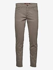 """SAND - Suede Touch - Burton NS 32"""" - regular jeans - dark army - 0"""