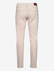 "SAND - Suede Touch - Burton NS 32"" - regular jeans - light camel - 1"