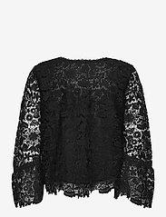 SAND - 3180 - Bala Cuff - blouses met lange mouwen - black - 1
