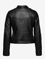 SAND - Soft Lamb Leather - Antille - leren jassen - black - 1