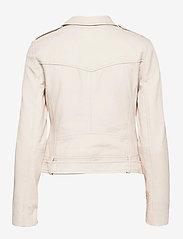 SAND - Soft Lamb Leather - Antille - skinnjackor - off white - 1