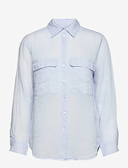 SAND - 8851 - Nami - overhemden met lange mouwen - ice blue - 0