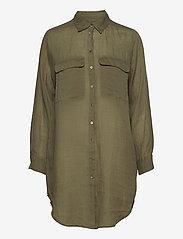 SAND - 8851 - Nami Long CB - tunieken - army green - 0