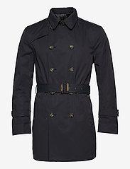 SAND - Techno Cotton - Trench B - trenchcoats - dark blue/navy - 0