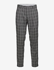SAND - 2503 - Mark Normal - suit trousers - charcoal - 0