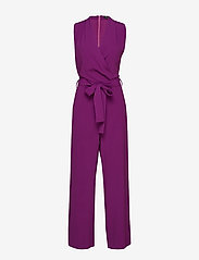 SAND - Crepe Satin Back - Whitney N - haalarit - soft purple - 0