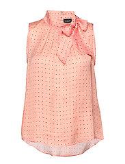 3356 - Prosa Top Tie - PINK