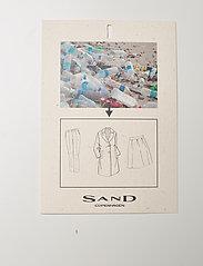 SAND - 7410 - Clareta Short - kevyet takit - olive/khaki - 3