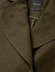 SAND - 7410 - Clareta Short - kevyet takit - olive/khaki - 4