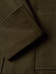 SAND - 7410 - Clareta Short - kevyet takit - olive/khaki - 5