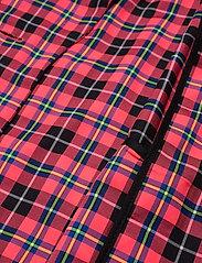SAND - 7411 - Clareta EL Belt - trenchcoats - pink - 5