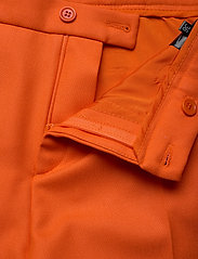 SAND - 3596 - Dori A - slim fit broeken - orange - 3