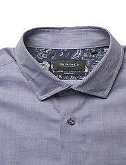 SAND - 8657 - State N 2 Soft - basic skjorter - blue - 3