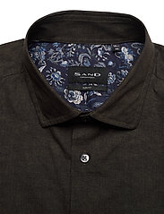 SAND - 8669 - Iver 2 Soft - basic skjortor - olive/khaki - 2
