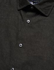 SAND - 8669 - Iver 2 Soft - basic skjortor - olive/khaki - 3