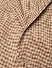 SAND - 6263 - Star Easy Normal - single breasted blazers - light camel - 2