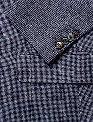 SAND - 6263 - Star Easy Normal - single breasted blazers - medium blue - 3