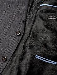 SAND - 1683 - Star Napoli-Craig Normal - enkelknäppta kostymer - grey - 6