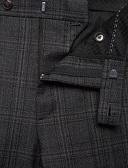 SAND - 1683 - Star Napoli-Craig Normal - enkelknäppta kostymer - grey - 8