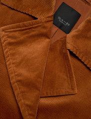SAND - 3394 - Adda - trenchcoats - orange - 2