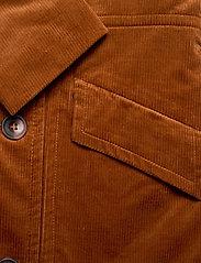 SAND - 3394 - Adda - trenchcoats - orange - 3