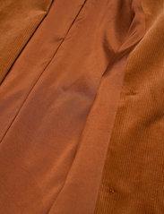 SAND - 3394 - Adda - trenchcoats - orange - 5