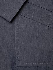 SAND - 3395 - Adda - trenchcoats - medium blue - 3