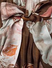 SAND - 3390 - Rummer - robes portefeuille - light camel - 3