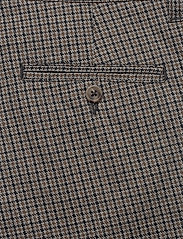 SAND - 2557 - Dolan Slim - formele broeken - pattern - 4