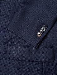 SAND - 6729 - Star Napoli Normal - single breasted blazers - medium blue - 3
