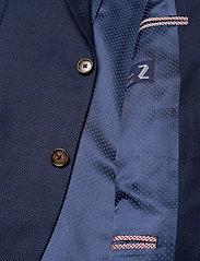 SAND - 6729 - Star Napoli Normal - single breasted blazers - medium blue - 4