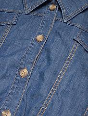 SAND - R/Denim - Margot - blouses met lange mouwen - blue - 2