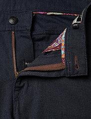 "SAND - Cashmere Cotton - Burton NS 34"" - casual trousers - medium blue - 3"