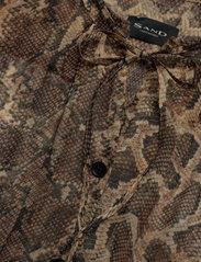 SAND - 3400 - Arlet - robes midi - pattern - 2