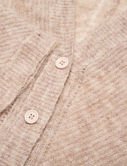 SAND - 5194 - Silje Cardigan - koftor - light beige - 2