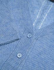 SAND - 5194 - Silje Cardigan - cardigans - light blue - 2
