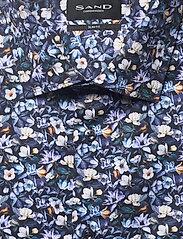 SAND - 8644 - Iver 2 - casual skjortor - medium blue - 2