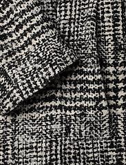 SAND - 7416 - Clareta Belt - wollen jassen - pattern - 3