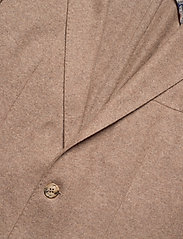 SAND - Flannel Jersey - Star Easy PP Norma - single breasted blazers - light camel - 2