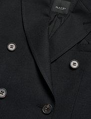 SAND - 2558 - Rani DB - getailleerde blazers - black - 2