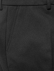 SAND - 3596 - Dori A - slim fit housut - black - 2