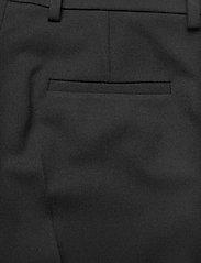 SAND - 3596 - Dori A - slim fit housut - black - 4