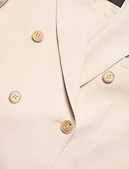 SAND - 3596 - Rani DB - vestes habillées - off white - 2