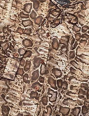 SAND - 3411 - Cecil - blouses met lange mouwen - light camel - 2