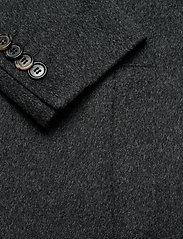 SAND - Cashmere Coat - Sultan Tech - ullrockar - charcoal - 6