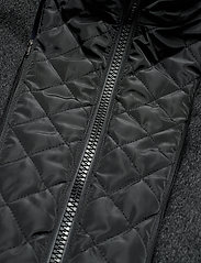 SAND - Cashmere Coat - Sultan Tech - ullrockar - charcoal - 7