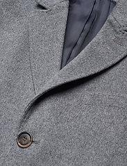 SAND - Cashmere Coat - Sultan Relax - wollen mantels - medium grey - 2
